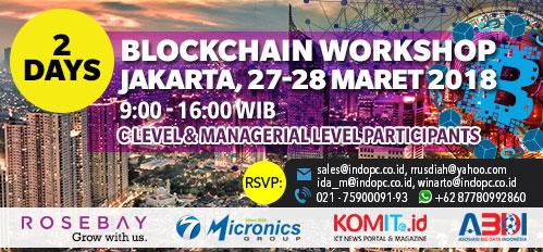 Blockchain-Workshop-Jakarta-2018